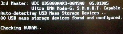 Checking NVRAM คืออะไร วิธีแก้ Checking NVRAM