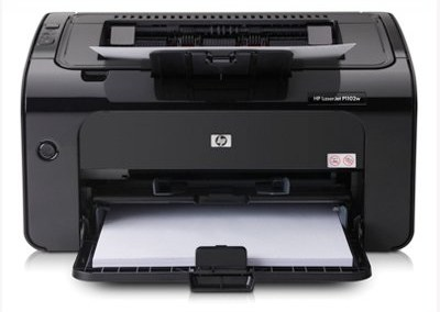 HP LaserJet Pro P1102 Printer driver