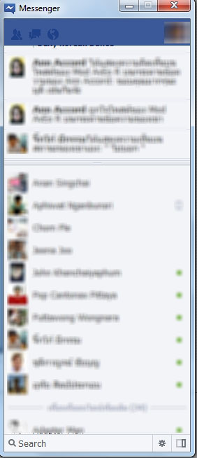 Facebook Messenger Windows 4