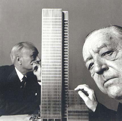 Ludwig Mies van der Rohe (ลุดวิก มีส ฟาน เดอร์ โรห์)