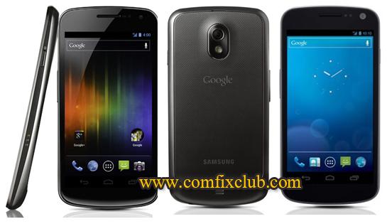 Samsung Galaxy Nexus ระบบปลดล็อคด้วยใบหน้า