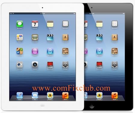 iPad ใหม่ล่าสุด 2012 The New iPad