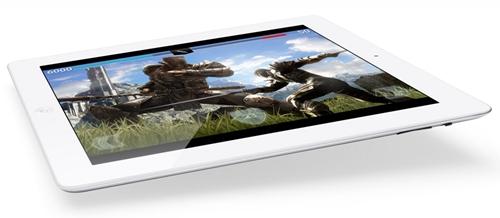 ราคาอย่างเป็นทางการ The New iPad ประเทศไทย