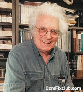 Bob Moog synthesizer