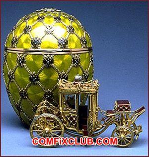 ผลงานของ Peter Carl Fabergé