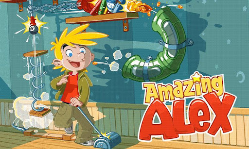 Amazing Alex game download