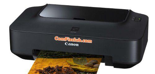 Canon IP2770 Error 5200