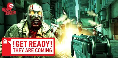DEAD TRIGGER Android DEAD TRIGGER iOS