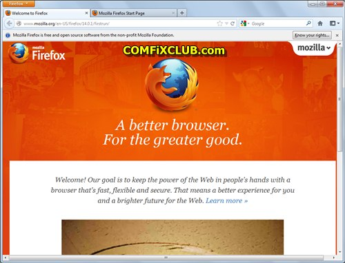 Firefox Profiles