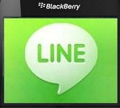 วิธีติดตั้ง LINE BB ผ่านทาง BlackBerry App World
