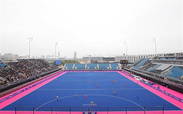 สนาม Riverbank Arena