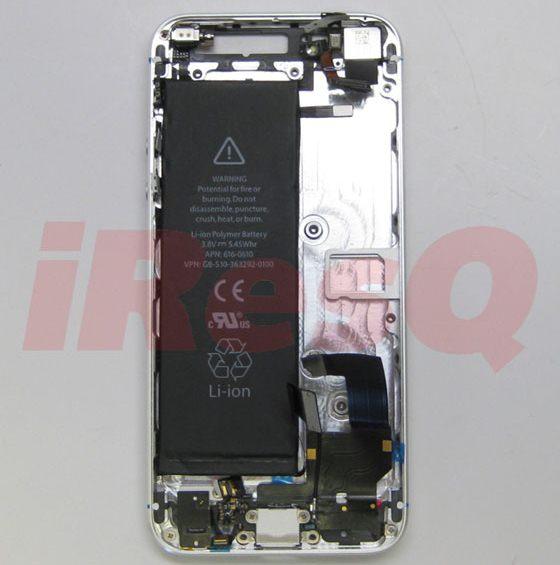 แบตเตอรี่ iPhone 5