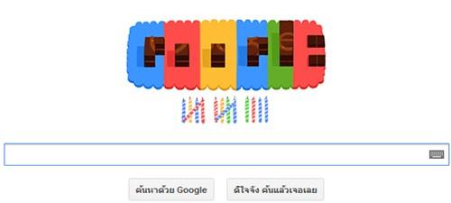 Google 14th Birthday