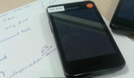Galaxy S ตัวใหม่ มี RAM 3GB