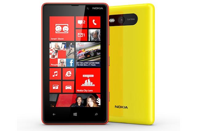 ราคา Nokia Lumia 820 ในไทยราคา16,600 บาท ที่งาน Commart Comtech 2012
