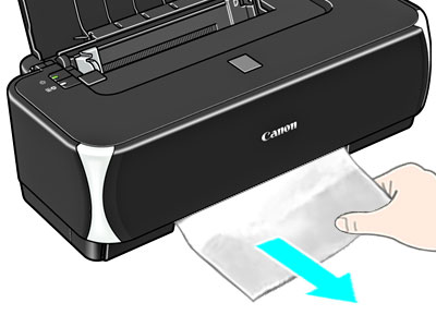 กระดาษติดเครื่องปริ้น ทำอย่างไรดี