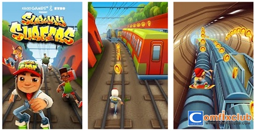 Subway Surfers สำหรับ Android