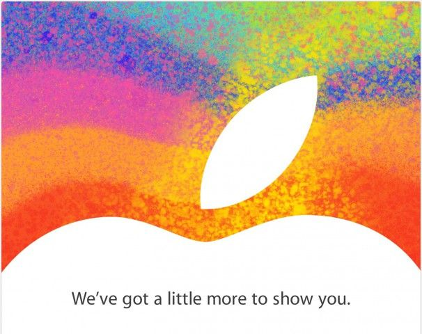 Apple ส่งบัตรเชิญงานเปิดตัว iPad Mini วันที่ 23 ตุลาคมนี้