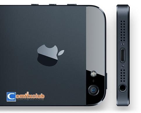 iPhone 5 เข้าไทยสิ้นเดือนตุลาคม 2555