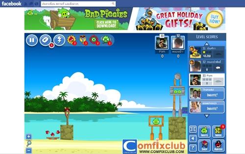 เล่น Angry Birds Star Wars บน Facebook ได้แล้วฟรี