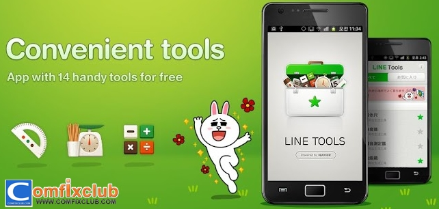 LINE Tools คืออะไร LINE Tools ทำอะไรได้บ้าง
