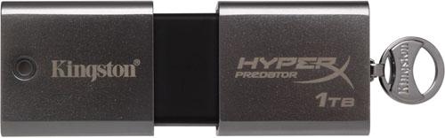 Kingston HyperX Predator เปิดตัวแฟลชไดรฟ์ขนาด 1 TB