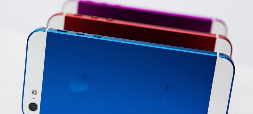 iPhone 5S จะเปิดตัวเดือนมิถุนายนและมีให้เลือก 5 สี