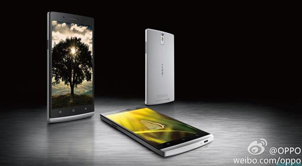 OPPO Find 5 ขายในไทยที่งาน Thailand Mobile Expo 2013