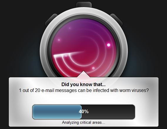 สแกนไวรัสออนไลน์ Scan Virus Online ฟรีง่ายๆ