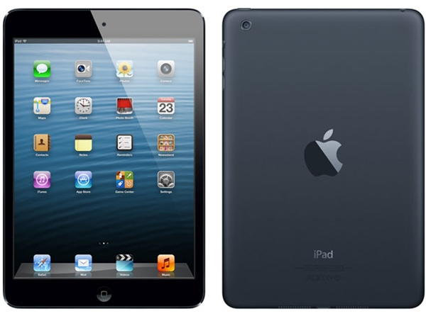 ข่าวลือ iPad 5 เปิดตัว