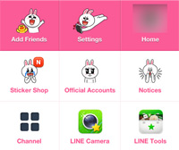 line-iphone-theme-2