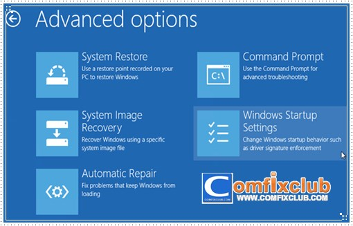 วิธีเปิด Safe mode ใน Windows 8