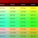 html color