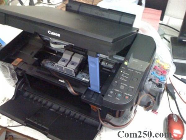 Canon mp287 error P07 E08