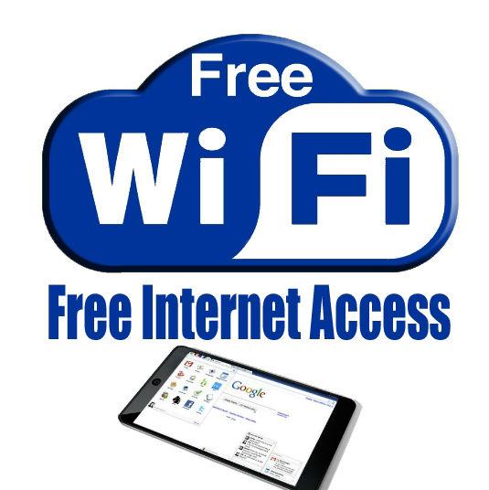 ict free wifi