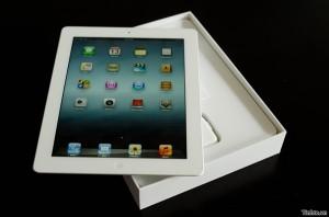 The New iPad 2012