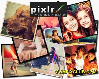แก้ไขภาพออนไลน์ด้วย Pixlr Editor