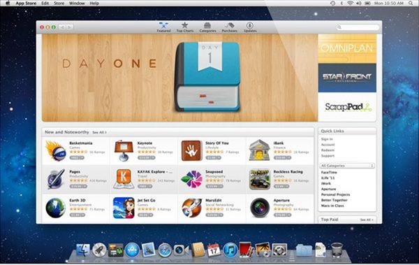 OS X Mountain Lion download