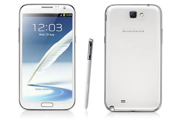 Samsung Galaxy Note 2 (Samsung Galaxy Note II)