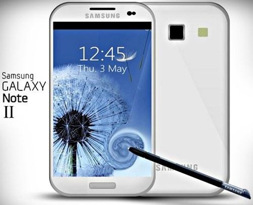 Samsung Galaxy Note 2 (Samsung Galaxy Note II)