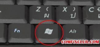 ปุ่มโลโก้ Windows