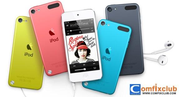 iPod Touch 5 เข้าไทยเดือนตุลาคม ขาย iPod Touch 5 ราคา 9,900 บาท