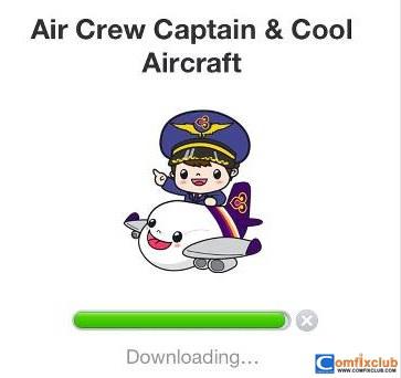 Air Crew Captain Cool Aircraft