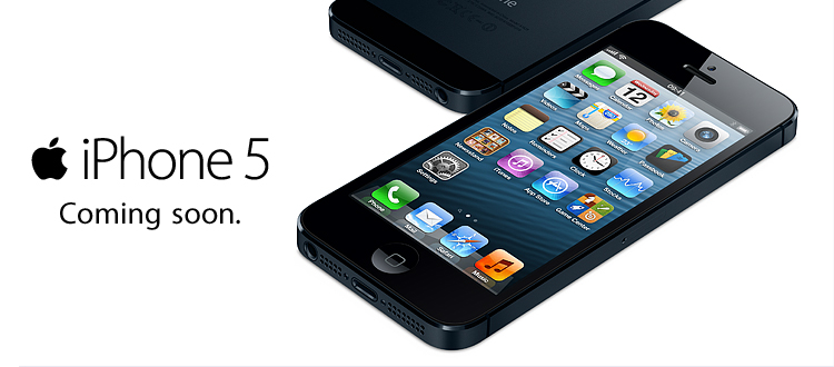 iPhone 5 เครื่องศูนย์ AIS, Dtac และ Truemove H เริ่มขาย 2 พฤษจิกายน 2555