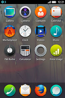 จำลอง Firefox OS บนคอม ระบบปฏิบัติการมือถือจาก Mozilla