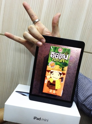 ichitan iPad mini