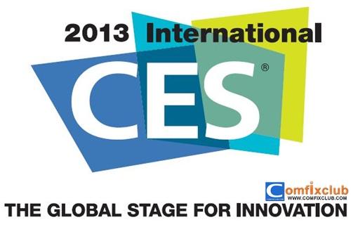 CES 2013 Consumer Electronics Show 2013
