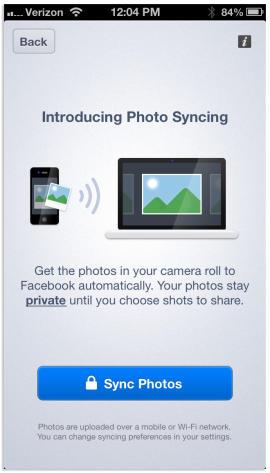 Photo Sync คืออะไรใน Facebook วิธีตั้งค่า Photo Sync