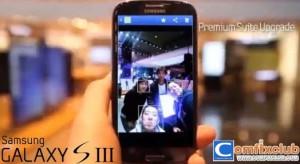 Galaxy S3 Premium Suite Upgrade