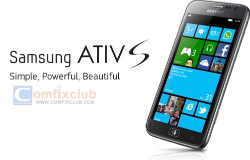 Samsung ATIV S ขายในไทยราคา 17,900 บาท